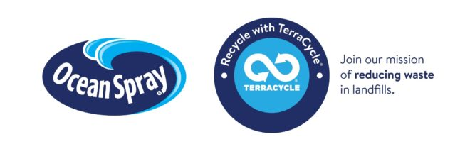 Ocean Spray Advances Sustainable Packaging Strategy and Launches National Recycling Program with TerraCycle